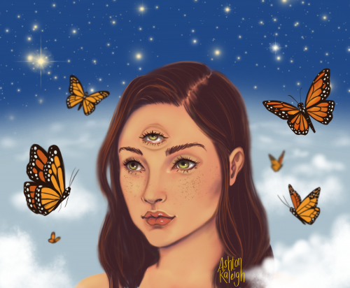 Butterflies High