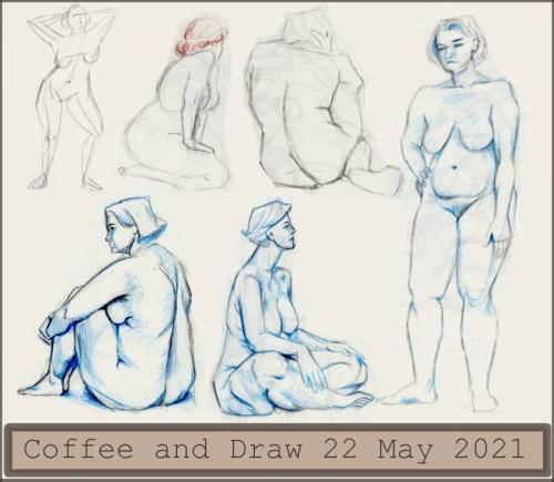 Life drawing 22/05/21