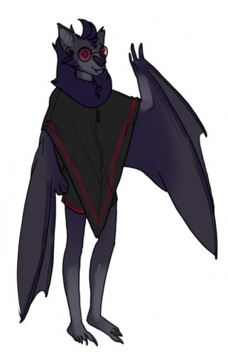 Pasha the Batfolk