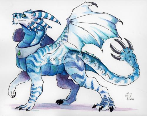 Cornelius the Wizardly Dragon
