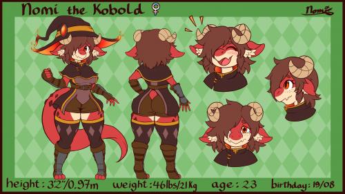 Nomi the Kobold