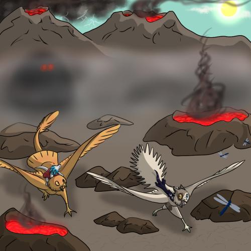 Wraith's Lament: Ch. 1