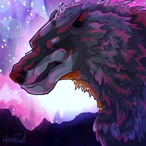 Gargoyle Portrait