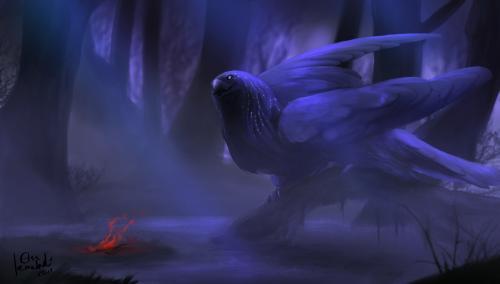 Wraith's Lament: Trail
