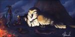 Wriath's Lament Chap 2 - The Calm
