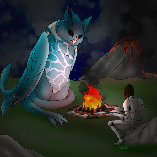 The Wraith's Lament - Ch2 - Peace at Camp
