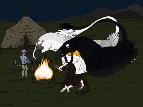 Wraith's Lament Chapter 2
