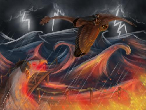 Wraith's Lament, Part 4