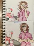 Illegal Calls With Hello Kitty