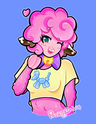 Claire the Candy Sheep