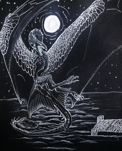 Wraiths lament chapter four