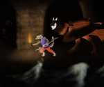 Wraith's Lament: Chapter 5 - Into the Sewers