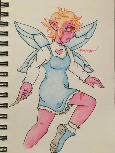 Draw Your Fairy