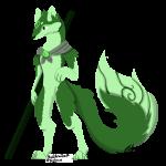 Monochrome Fox - Bi-Weekly Prompt