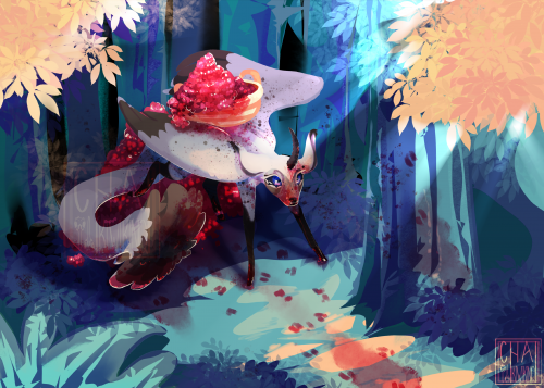 Blooming Trials #1 Babette