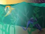 SketchedDragons Commission 1