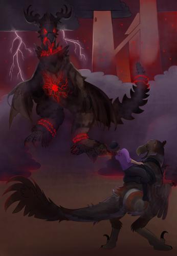 Wraith's Lament 6