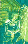 Green as Leaves and Circuits