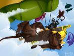 Avangard, World of Skies - Portal Challenge