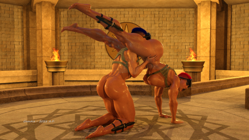 Sex in the Temple 1B