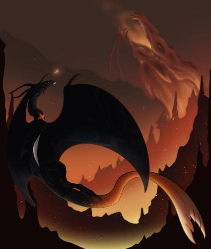 She Dreams of Dragons