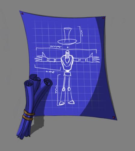 Dunnae's blueprints