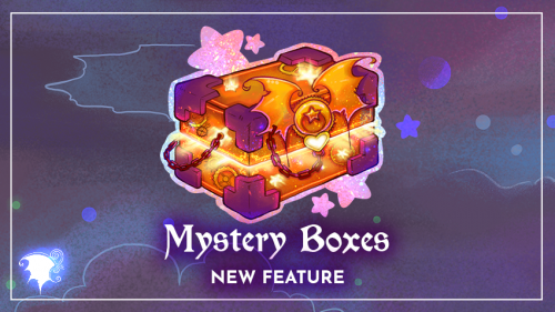 [Art RPG] Announcing Mystery boxes, XP changes