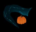 Oversized Pumpkin
