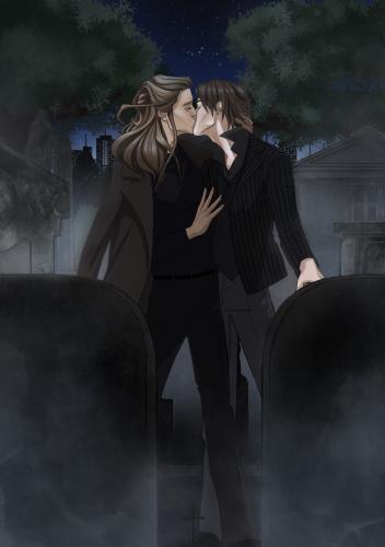 Spooky Kisses