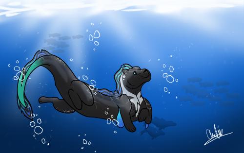 Otter Shapeshift