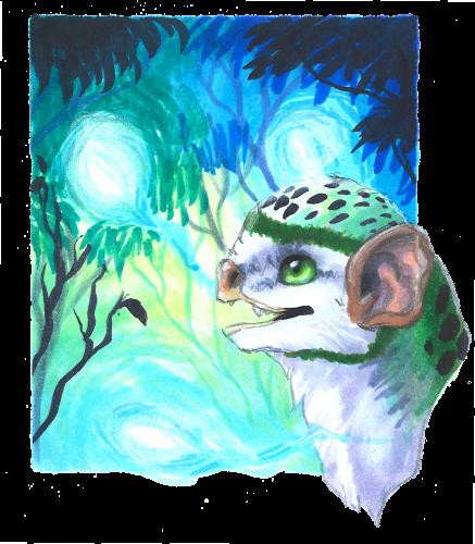 Stryx - GH: Haunted Woods 1