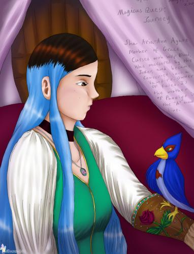 Sha and Falco