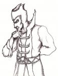 Scheming Shinnok