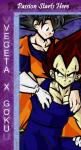 Vegeta x Goku