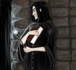 Snape Lighting the Way