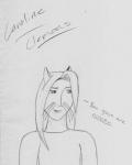 Character Sketch: Caroline
