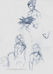 Random DBZ sketches