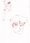 Inuyasha sketches