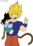 Goku & Shin