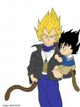 Vegeta & Ryo