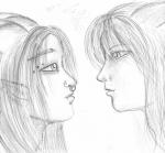 Vosh and Quatre