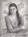 Princess Antonieta by Dracontiar
