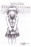 Schoolgirl Asami
