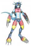 Flamey-chan