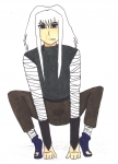 Crouching Shinobi