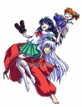 Inuyasha - Jump