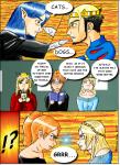 PD OC Comic