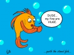 Felix the Stoned Fish