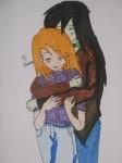 Cuddles  part 1