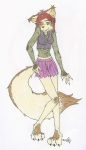 Me as a werewolf